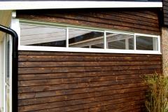 Skjutbara fönster 3300x500