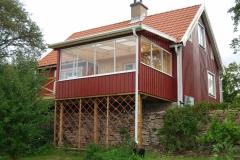 Uterum / balkong Degerhamn Öland